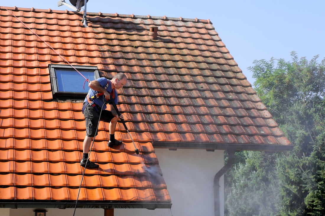roof cleaning companies